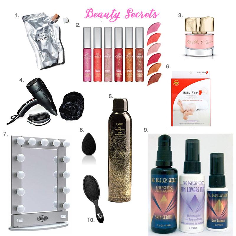 Monthly Beauty Secrets
