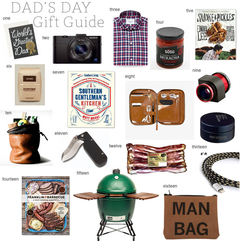 Father's Day Gift Guide - marla young