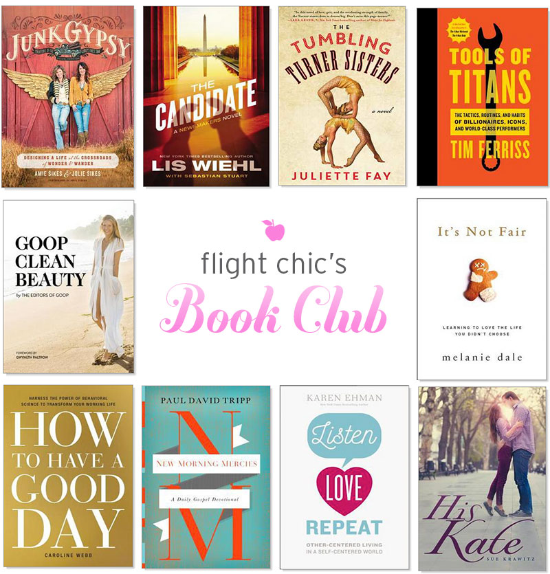 10 Books to Read Winter 2017