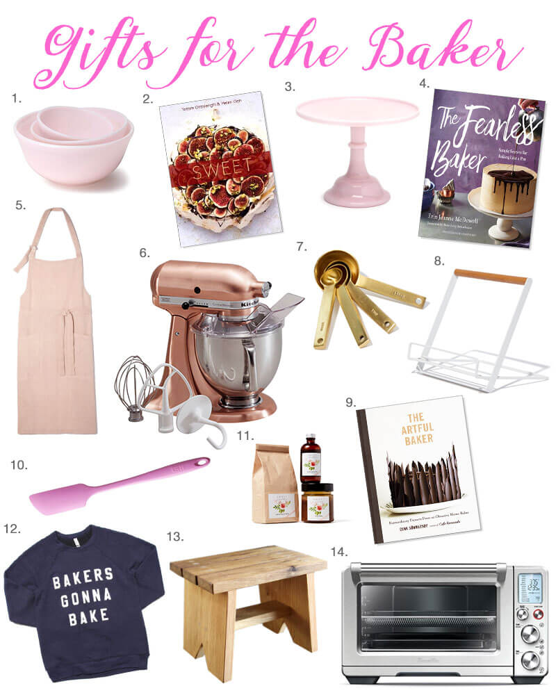 baking gift guide